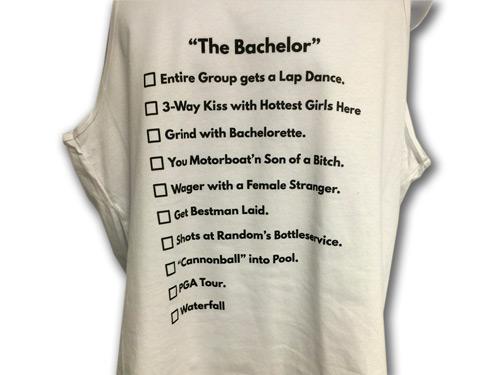 Bachelor Party Custom Shirts