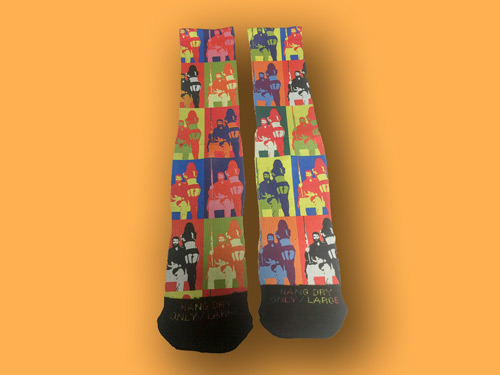 Custom Printed Socks